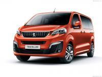 (N) Peugeot Traveller Automatic 9 seater Diesel
